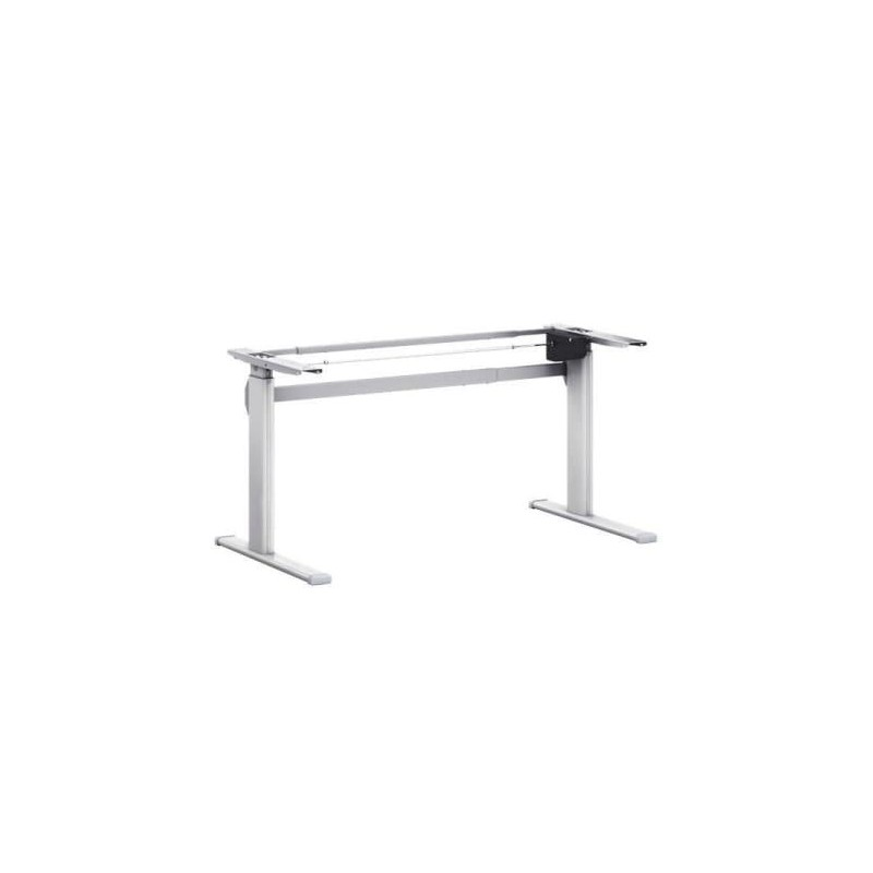 Bureau ergonomique r glable en hauteur lectrique pro 150 m for Bureau assis debout