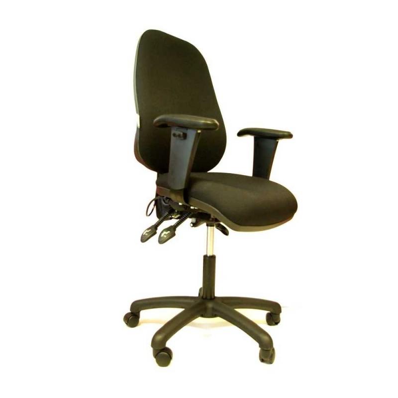 siege ergonomique soutien lombaire ergo alpha. Black Bedroom Furniture Sets. Home Design Ideas