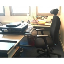 solution ergonomique bureau assis debout