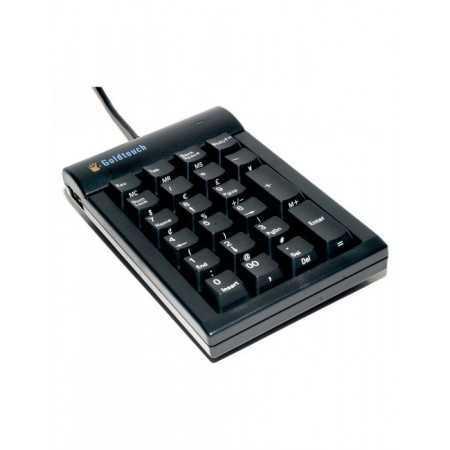 clavier numérique ergonomique