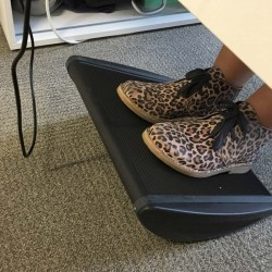 Hag Quickstep repose-pieds ergonomique à bascule