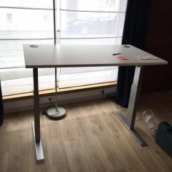 bureau assis debout electrique