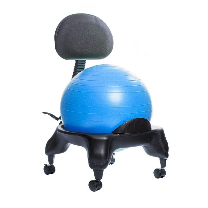 Siège ballon ergonomique confort
