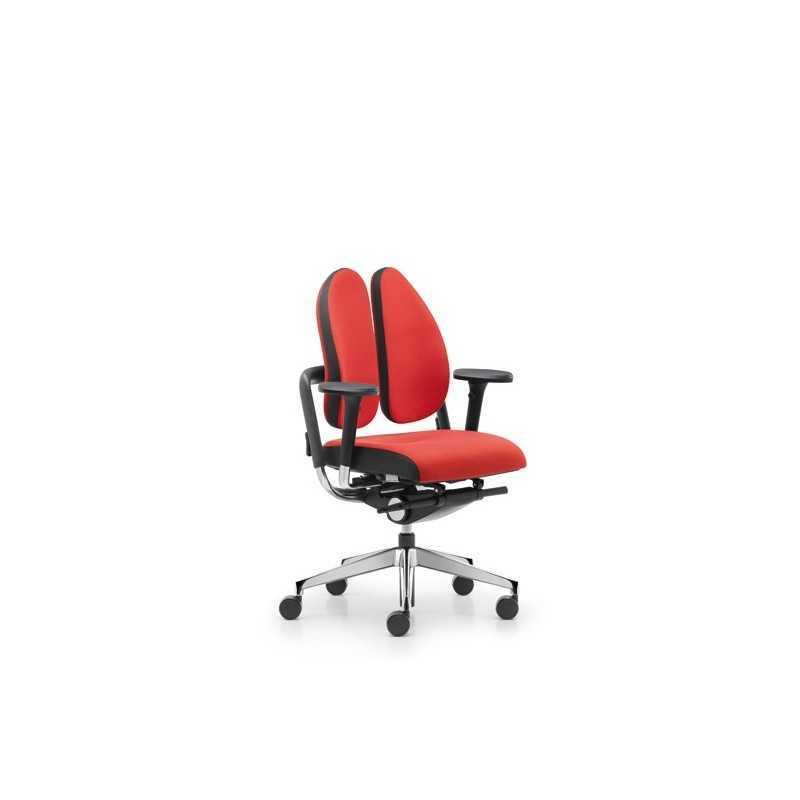 chaise de bureau ergonomique dos