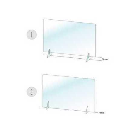 Barrière de protection anti-contagion FC6580CTR Accessoires