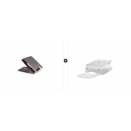 Pack Bakker Ergo-Q 330 + Q-riser 130 P330130 TELETRAVAIL