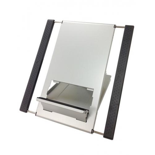 support ergonomique pour ordinateur portable. Black Bedroom Furniture Sets. Home Design Ideas