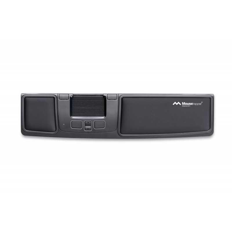 Souris centrale MOUSETRAPPER Advance 2.0 noir et blanc MT112