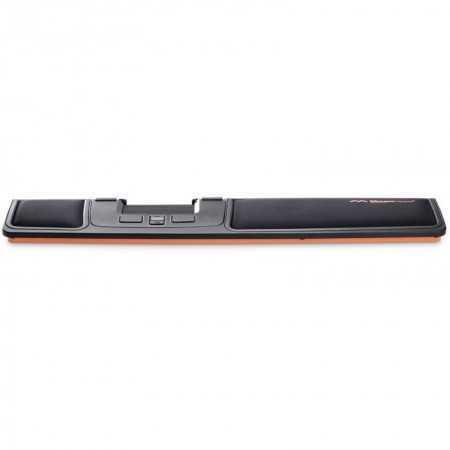 Souris centrale MOUSETRAPPER Advance 2.0 noir et corail MT120