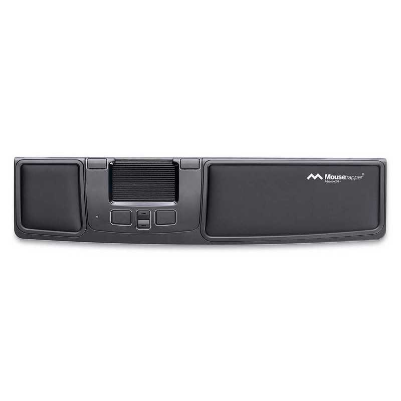 Souris centrale MOUSETRAPPER Advance 2.0 + noir MT122