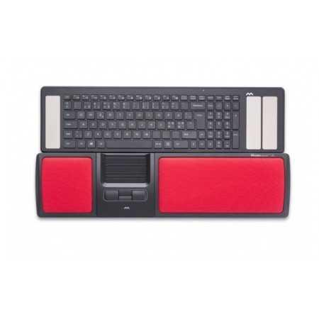 Souris centrale MOUSETRAPPER Lite rouge MT115