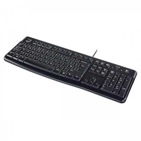 CLAVIER PC LOGITECH KEYBOARD K120 USB OEM K120 (14471)