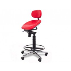 Siege ergonomique assis-debout Semi-sitting montpellier