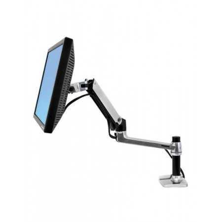 Bras d'écran articulé Ergotron LX BE1 Supports bras pour écran