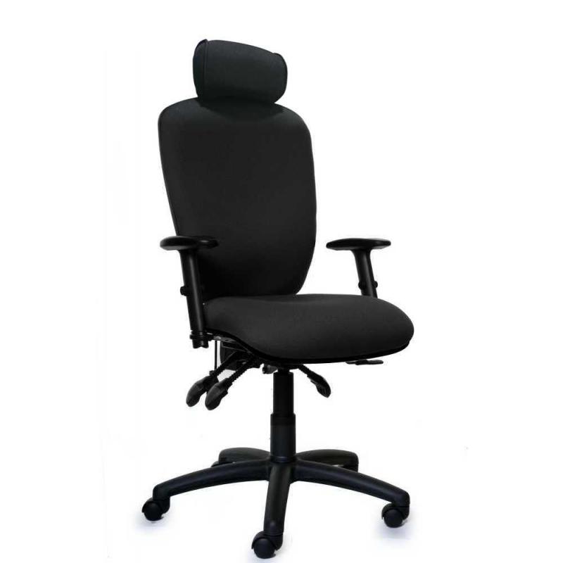 si ge ergonomique de bureau ergo400 office plus m. Black Bedroom Furniture Sets. Home Design Ideas