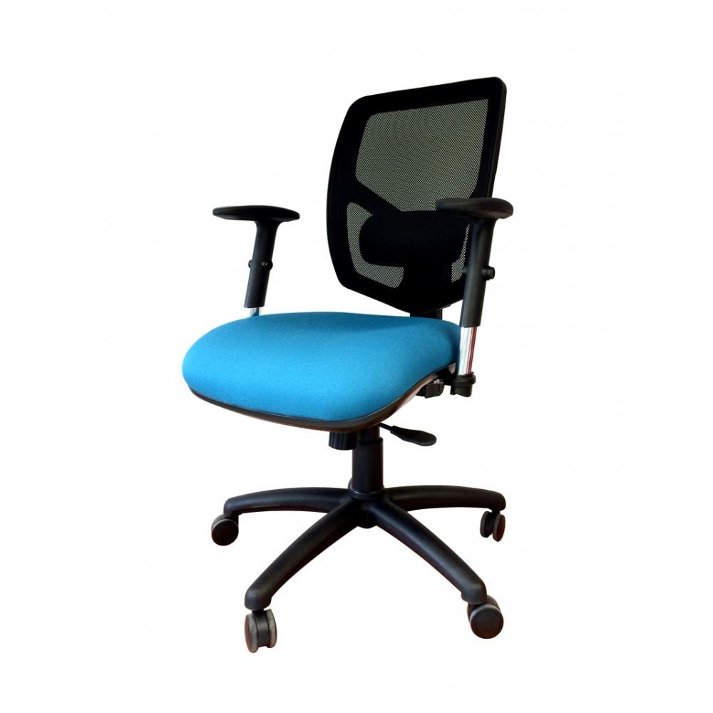 si ge ergonomique de bureau resille esw. Black Bedroom Furniture Sets. Home Design Ideas