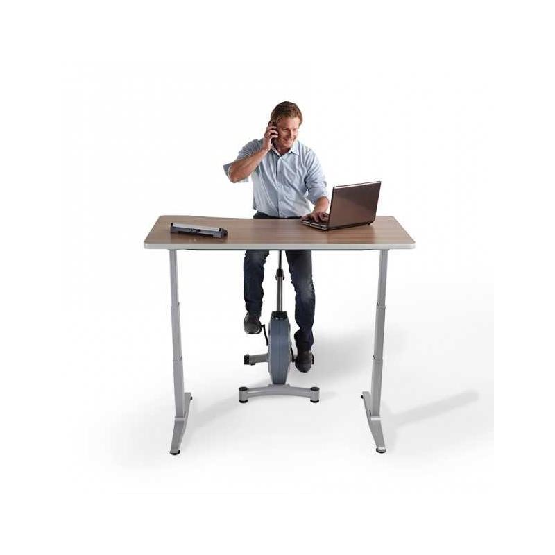 V lo pour bureau debout c3 dt3 biking desk for Bureau debout