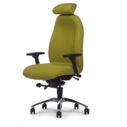 Fauteuil de bureau ergonomique pour obèse