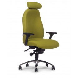 Siège ergonomique pour personne obèse