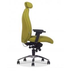 Siege ergonomique pour personne jusqu'à 150 kg