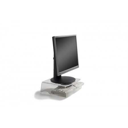 Bakker Elkhuizen support moniteur Q-riser 90 BNEQR100 Rehausseur d'écran