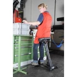 Siege ergonomique atelier magasin usine