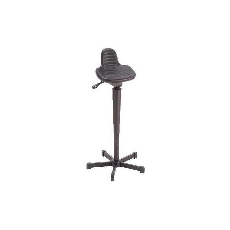 Siege ergonomique assis debout atelier