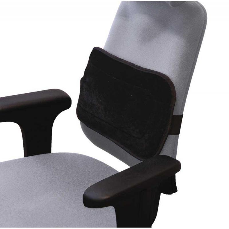 support lombaire ergonomique gonflable. Black Bedroom Furniture Sets. Home Design Ideas