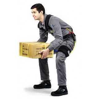 Harnais de posture pour logistique et BTP